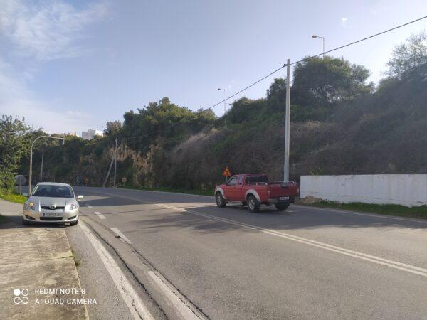Κρήτη: Εγκατάσταση ηλεκτροφωτισμού στην δυτική είσοδο της πόλης