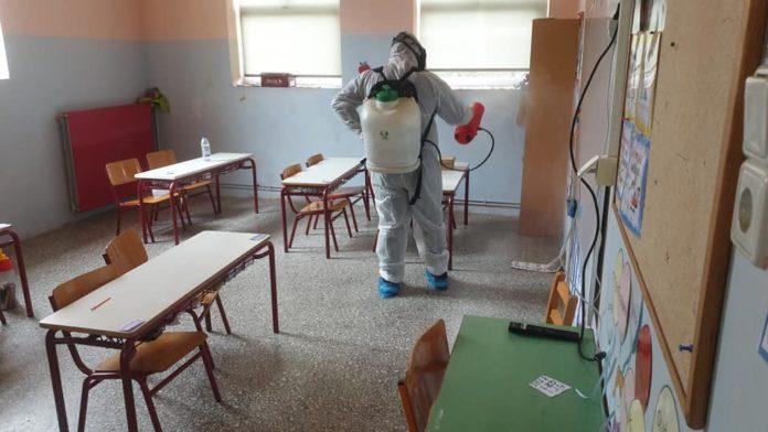 Κρήτη: Τι έδειξαν τα rapid tests στο δημοτικό σχολείο με το κρούσμα κορωνοϊού