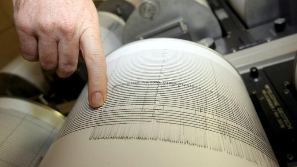 Σεισμός στην Ζάκυνθο
