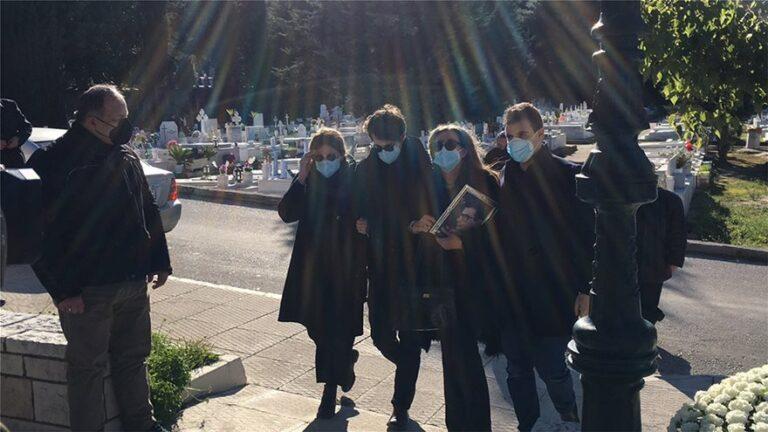 Σήφης Βαλυράκης: Σε στενό οικογενειακό κύκλο η κηδεία του πρώην υπουργού