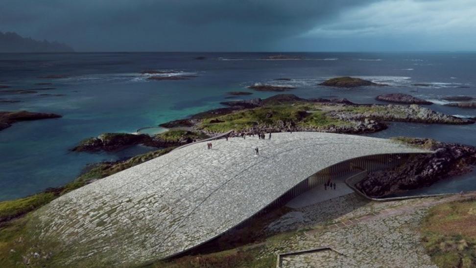 The Whale: Η συγκλονιστική αρκτική ατραξιόν στη Νορβηγία