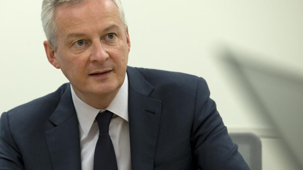 Τις ευρωπαϊκές προσδοκίες από την εκλογή Μπάιντεν εξηγεί ο Γάλλος υπουργός Οικονομικών