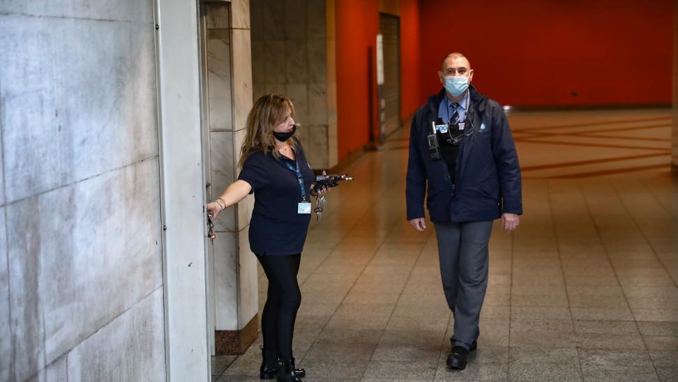 ΥΠΡΟΠΟ για επίθεση σε εργαζόμενο Μετρό από αρνητές μάσκας: Τα κτήνη θα συλληφθούν