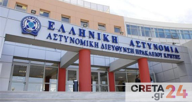Ηράκλειο: «Γιατρός» – αρνήτρια της μάσκας «σήκωσε στο πόδι» το αστυνομικό μέγαρο