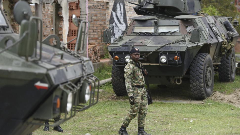Κολομβία: Τουλάχιστον 11 νεκροί σε μάχες ανάμεσα σε αντάρτες και διακινητές ναρκωτικών -4.800 ιθαγενείς παγιδευμένοι