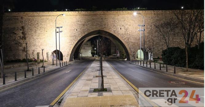 Κορωνοϊός: Πως «υποδέχθηκαν» δήμαρχοι του Ηρακλείου το αυστηρό lockdown