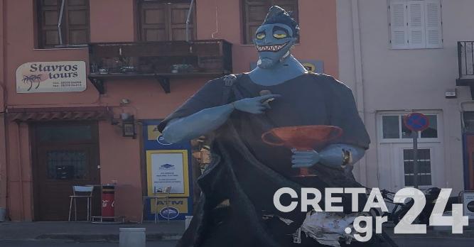 Κρήτη: Το Καρναβάλι έρχεται… εν μέσω καραντίνας! (εικόνες)