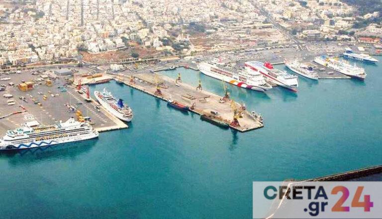 Παπαδάκης στο CRETA για Ενετικό Λιμάνι: Δεν προβλέπεται παραχώρηση σε ιδιώτη