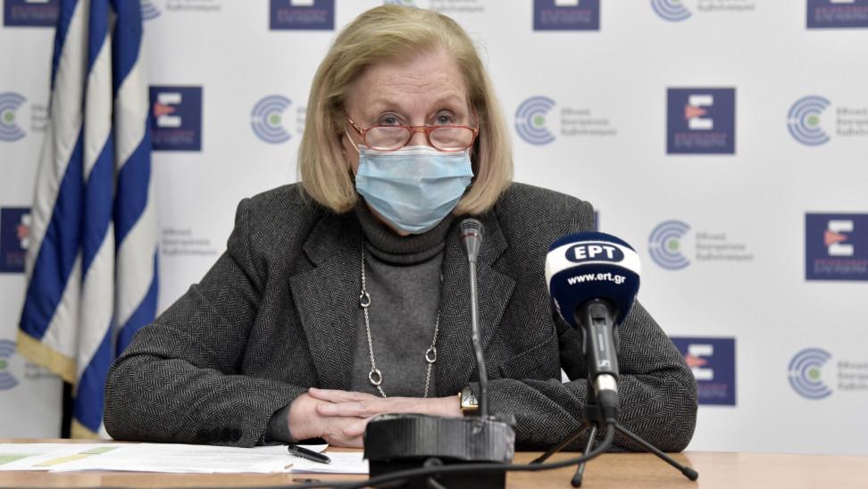 Θεοδωρίδου: Κίνδυνος επανεμφάνισης επιδημικών εξάρσεων από μείωση εμβολιασμών σε άλλα νοσήματα