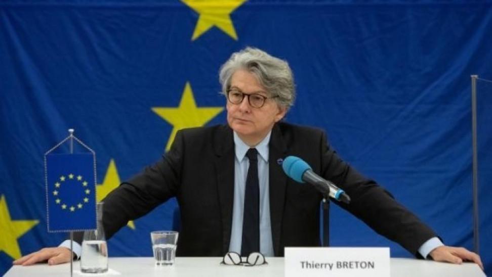 Στόχος ΕΕ και ΗΠΑ ο συντονισμός για επίλυση ζητημάτων στην αλυσίδα εφοδιασμού