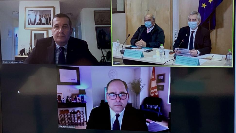 Χαρακόπουλος- Τζιτζίκος: ΔΣΟ και OPAC σε κοινή δράση υπέρ διωκόμενων χριστιανών όπου γης