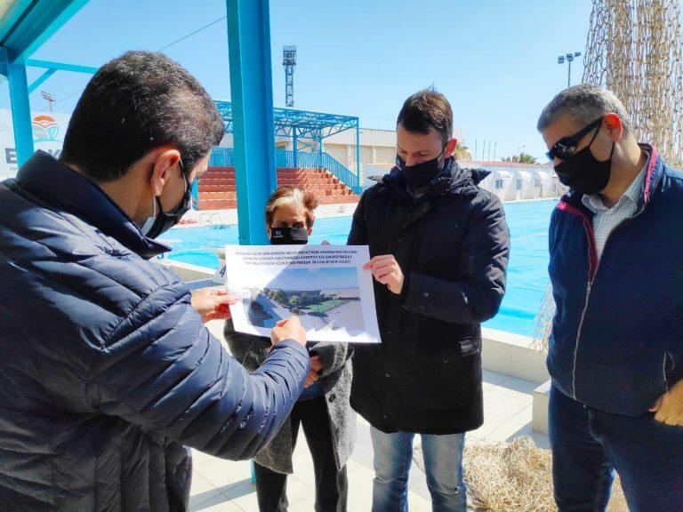 Ενθουσιασμός απο τις ανακοινώσεις Αυγενάκη στο CRETA για το έργο 12.5 εκ. ευρώ στο Ηράκλειο