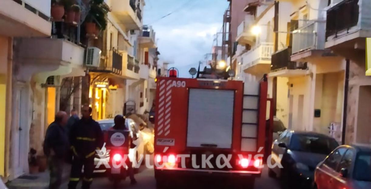 Κρήτη: Άρπαξε φωτιά η κουζίνα και σήμανε «συναγερμός»