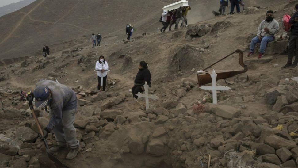 Περού: Αρνητικό ρεκόρ με 314 νεκρούς σε 24 ώρες
