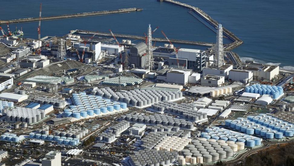Στη θάλασσα το μολυσμένο νερό από την πυρηνική εγκατάσταση στη Φουκουσίμα