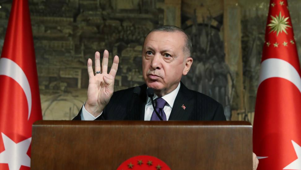 Τουρκία: Ελεύθεροι υπό όρους οι ναύαρχοι που επέκριναν τον Ερντογάν για διώρυγα Κωνσταντινούπολης