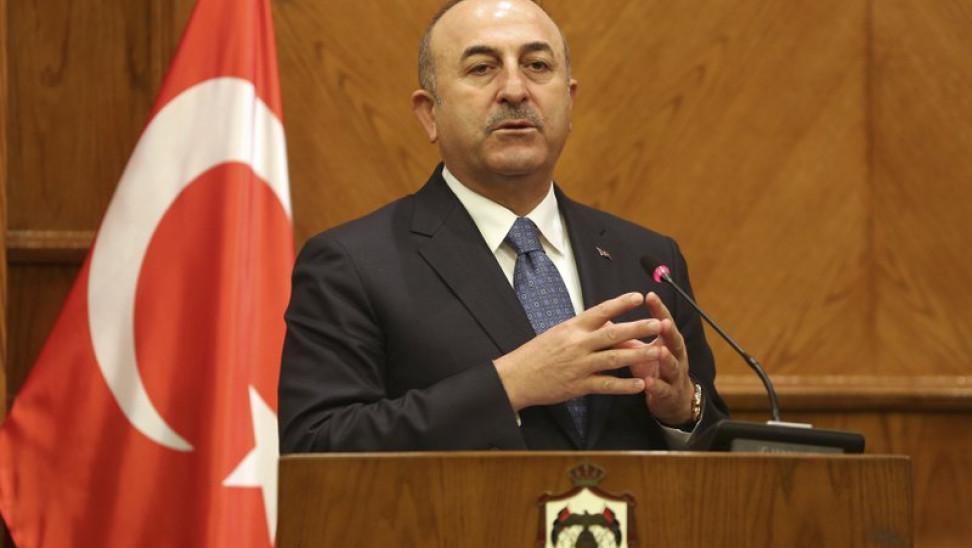 Τσαβούσογλου: Καταδικάζουμε έντονα τα προσβλητικά σχόλια του Ντράγκι για τον Ερντογάν