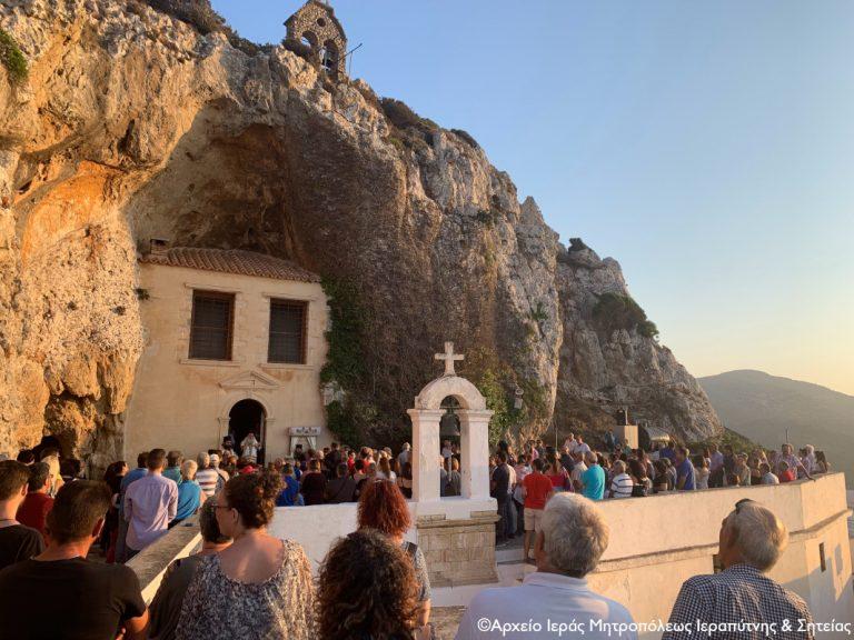 Κρήτη: Υπεγράφη το έργο της συντήρησης και αποκατάστασης της Ιεράς Μονής Παναγίας Φανερωμένης