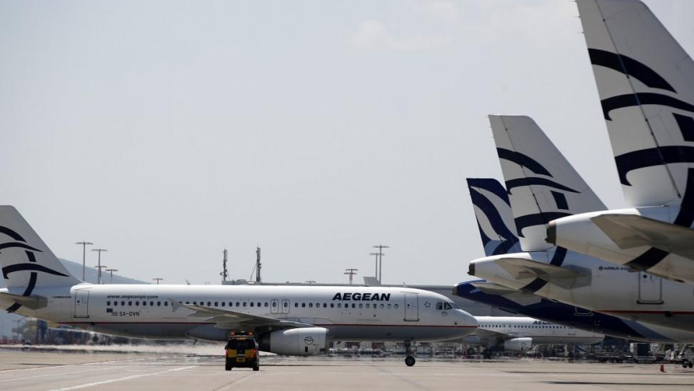 Oι ακυρώσεις - τροποποιήσεις πτήσεων AEGEAN και Olympic Air την Πέμπτη 6 Μαΐου (ΠΙΝΑΚΕΣ)