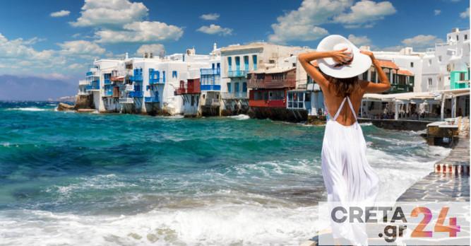 Οι Βρετανοί ετοιμάζουν βαλίτσες για την Κρήτη