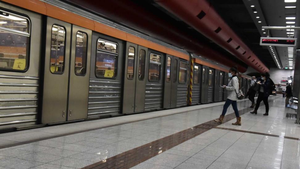 ΣΤΑΣΥ: Οι προσωρινές αλλαγές στη γραμμή 2 του Μετρό λόγω βλάβης συρμού